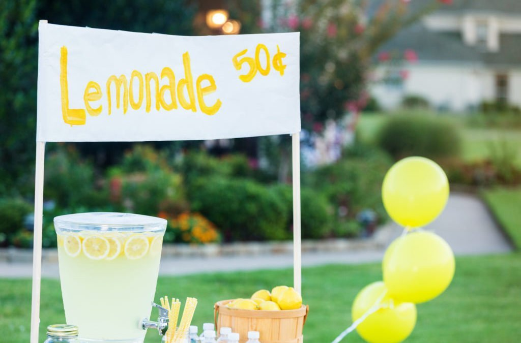 Lemons to Lemonade: Assistance in Small Business Success