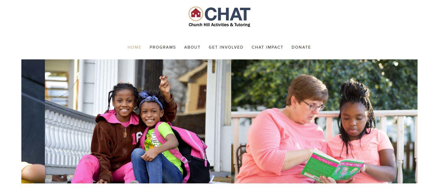 Church Hill Activities & Tutoring volunteering in Richmond VA, Emerge blog
