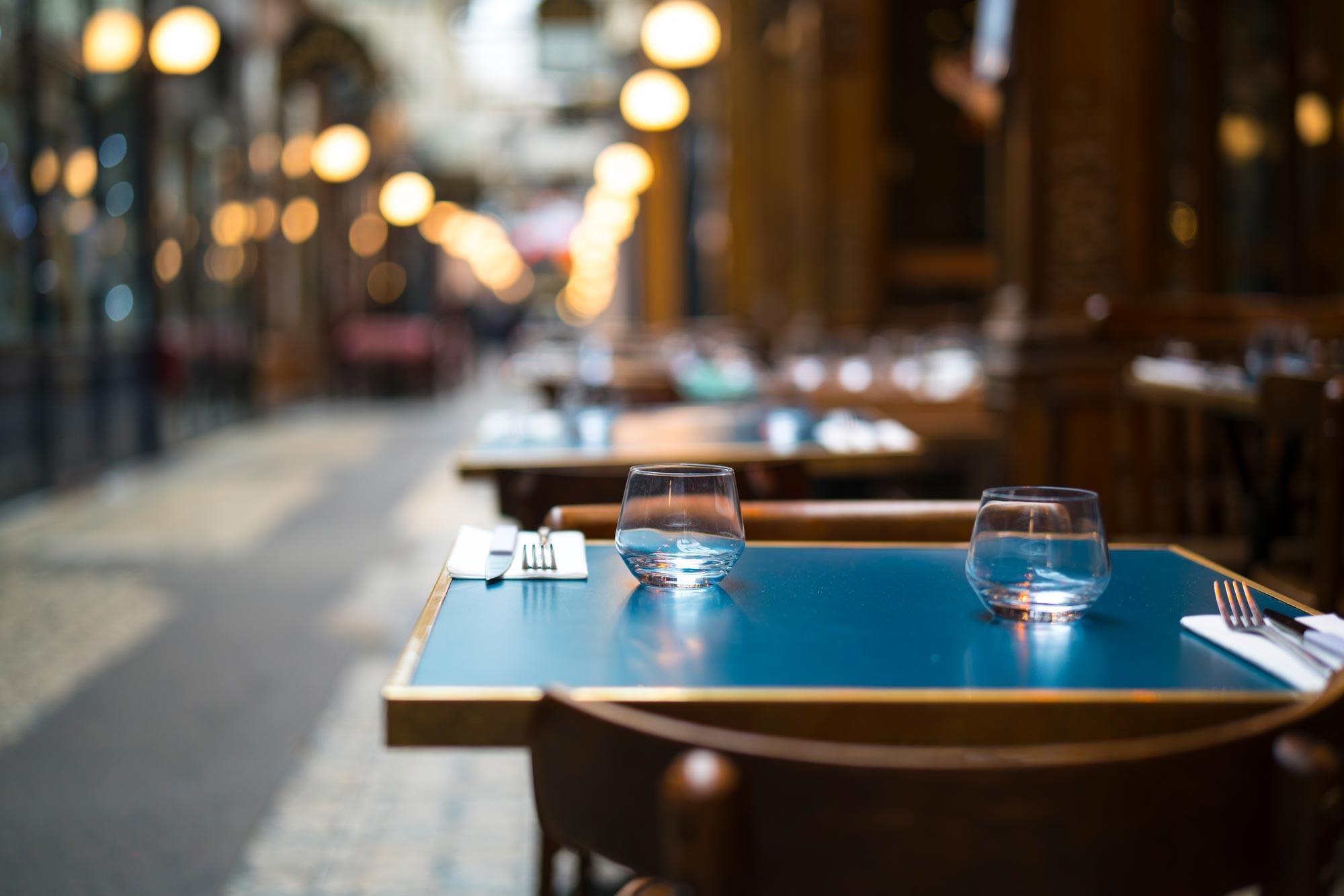 Empty Restaurant in Richmond