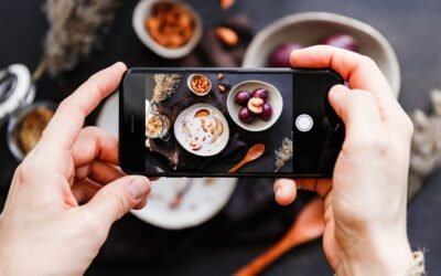 How to Create Professional Phone Photography for Your Small Business